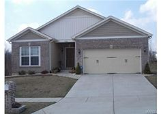 5406 Misty Crossing, Florissant, MO  63034 - Pinned from www.coldwellbanker.com