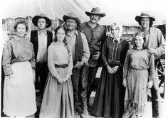 Pioneer Women of the West   actions that the actors are doing scene setting what the