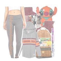 """""""."""" by dyemondsmindless ❤ liked on Polyvore featuring UGG Australia, Disney and MCM"""