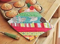 Gooseberry Patch: Make this pretty (and easy!) Patchwork Potholder