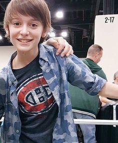 Noah Schnapp aka Will Byers my son
