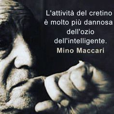 Mino Maccari.