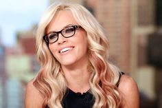 The View's  new co-host Jenny McCarthy  http://www.examiner.com/article/the-view-starts-17th-season-with-new-co-host-jenny-mccarthy
