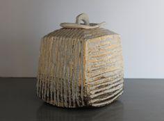 Large Box Vessel with Porcelain Lid by Ani Kasten at Heath Ceramics LA