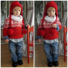 boy style chistmas style winter style