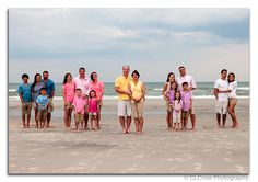 Large family portraits, family picture colors, family beach pictures, f Cousin Pictures, Large Family Pictures, Large Family Portraits, Beach Family Photos, Beach Photos, Family Pics, Family Picture Colors, Family Picture Poses, Family Picture Outfits