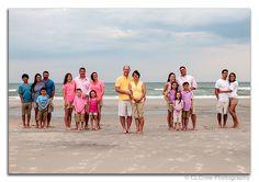 Myrtle Beach Family Beach Portraits