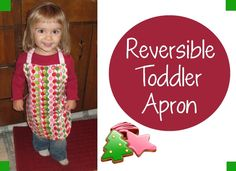 This quick and easy apron takes less than 30 minutes from start to finish- yippee! And it's reversible so really it's like 2 aprons:) The perfect little apron for cooking up some goodies or the perfect little gift for the toddler in your life. I only used 1/2 yard of fabric (in 2 colors) and [Read More]