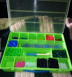 Rainbow Loom storage product This is the Infinite Divider case by