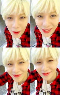#Taemin is just the cutest