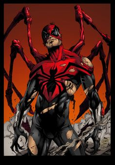 Superior Spider-Man Dec. 2 2014 by Timothy-Brown