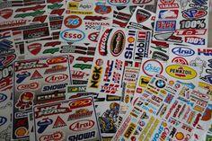 A4 Sheets MTX Racing Sticker Decals,MX_MTX_Racer,Mcross Free Worldwide shipping