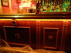 OUR Irish Pub Home Bar Build.....From Scratch (that's Ireland not Notre Dame theme)