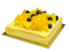 Este pastel de mango frio no requiere de un horno! Queda muy rico!!!