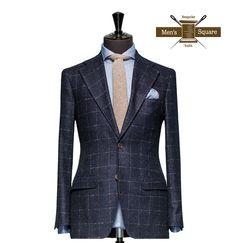 Facebook: Men's Square - Costume Bespoke Instagram: @menssquare__ #suit #suits #men #man #wear #fashion #ootd #bespoke #tailoring #sartorial #tie #poket #square #blog #style #stylish #vintage #classy #class