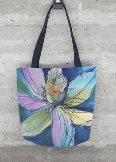 Foldaway Tote - Orchid Foldaway Tote by VIDA VIDA JPG0xlmXER