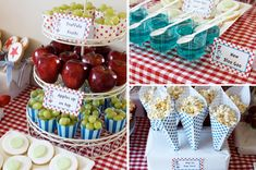 fruit, an alternative to sweets and cute display