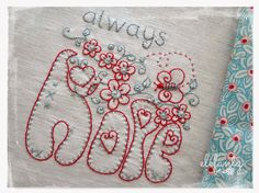 STITCHERY CLUB Block of the Month begins April 2015