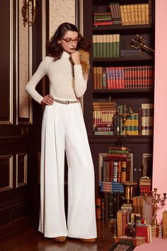 Alice + Olivia | Pre-Fall/Winter 2016 Ready-to-Wear Collection via Designer Stacey Bendet | December 9, 2015; New York