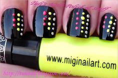 migi nail art pens art perfect for dots, I ordered these pens can't wait to try it out :)