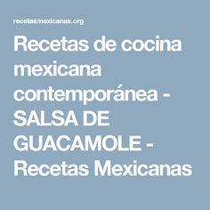 7 mejores im genes de cocina mexicana contemporanea en for Cocinas contemporaneas 2015