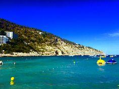 Cala Llonga. Agost 2015 Ibiza, Water, Outdoor, Gripe Water, Outdoors, Outdoor Games, The Great Outdoors, Ibiza Town