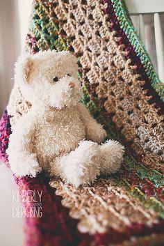 Ravelry: Medley Blanket pattern by Salena Baca