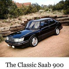 The Classic Saab 900 Aero