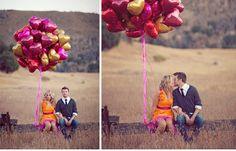 love the heart balloons!
