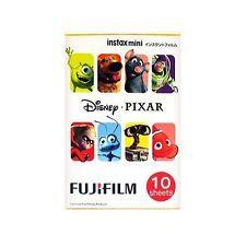 10 Sheet Fujifilm Instax Mini Film Disney PIXAR 7 7s 8 10 20 25 50 #FJ026X