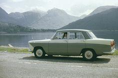 1971-05 Wolseley 16/60, Loch Leven, Argyll, Scotland