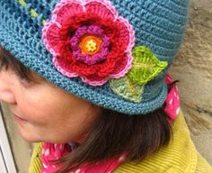 great hat from Lucy at Attic 24