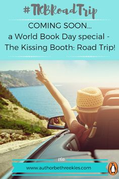 Coming Soon - The Kissing Booth: Road Trip - a World Book Day special! Netflix Original Movies, Alex Rider, Literary Characters, Dress Up Day, Rainbow Rowell, Kissing Booth, Netflix Originals, Writing Advice, Previous Year