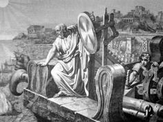 archimedes death ray