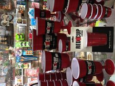 Red Cup Living....it's not just a re-useable red solo cup, it's a way of life!!