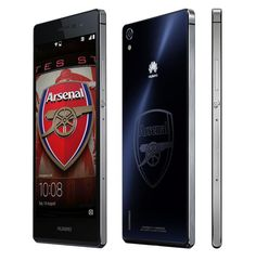 Chinese Phone Maker Huawei Introduces Ascend P7 Arsenal Edition #ChinesePhone #Huawei #ArsenalEdition
