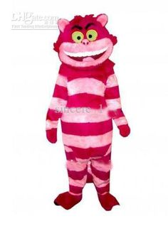 Wholesale Mascot Costumes - Buy High Quality of Alice In Wonderland Cheshire Cat Mascot Adult Costume Mascot Costume Sales, ship by EMSv, $161.00