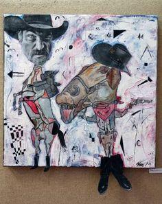 "Saatchi Art Artist Mateo Kos; Painting, """"Funny"""" #art"