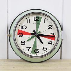 Unusual & unique home decor accessories & gifts - Julie Arkell Vintage Clocks, Unique Home Decor, Seiko, Home Decor Accessories, Watches, Room, Gifts, Bedroom, Presents