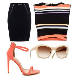 """""""Untitled #65"""" by journeycarothers on Polyvore featuring Ted Baker, T By Alexander Wang and Chanel"""