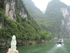 My travel talisman in Guilin China