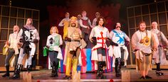 Short North Stage's Frenetic, Funny Spamalot Runs Through April 15