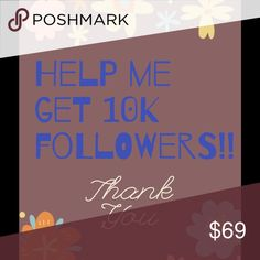 ❤👍🏼PLEASE LIKE, FOLLOW, & SHARE!! 👍🏼❤ Follow. Like. Share. Love! ❤ $! LeT'S gRoW tOgEtHeR! !$ Coach Accessories