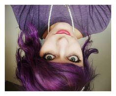 love a girl with purple hair. A Girl On A Mission: How To Write A Personal Mission Statement! www.galadarling.com