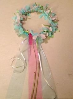 DIY Fairy Halo or Princess Headpiece | Paint Savvy parties, events and entertainment