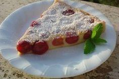 Clafoutis de cirese - Culinar.ro