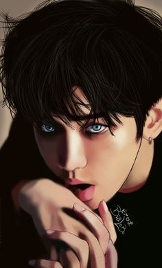 baek fanart ^.^ so pretty