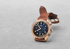 Oris rinde un segundo homenaje a Carl Brashear | Watches World