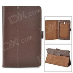 Color: Brown; Brand: N/A; Quantity: 1 Piece; Material: PU; Compatible Brand: Asus; Compatible Size: 7 inch; Style: Casual; Compatible Model: ASUS 372; Type: Leather Cases,Full Body Cases; Other Features: Stand function for better viewing; Protects the device from dust, shock and scratches; Packing List: 1 x Case; http://j.mp/1v2zw1W