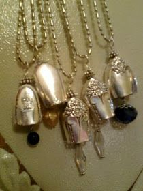 silverspoonjewelry.com I don't know about you, but my heart goes pitter- patter whenever I see the beautiful creations being made wit...